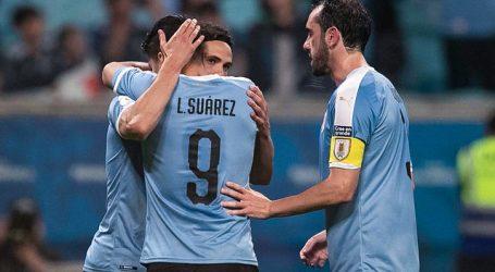 Nómina de Uruguay para la Copa América de Brasil