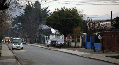 Investigan femicidio frustrado y suicidio en Renca