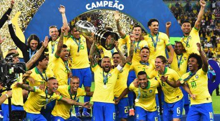 Gobierno de Brasil ratificó la realización de la Copa América 2021 en su país