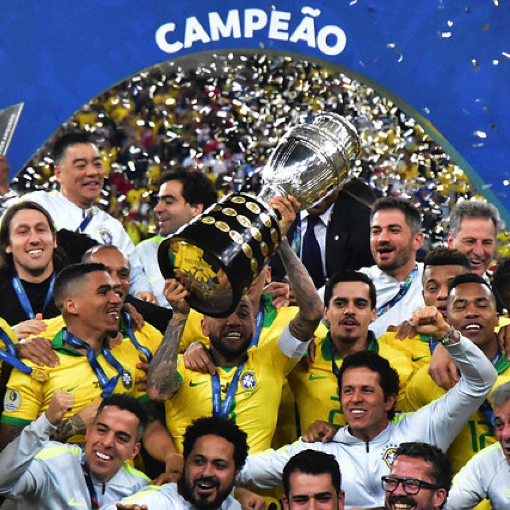 Supremo Tribunal de Justicia de Brasil aprobó la realización de Copa América