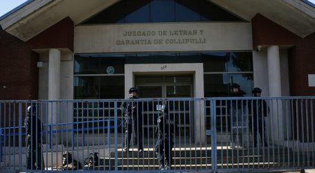 Prisión preventiva para acusados por secuestros y homicidio en Collipulli