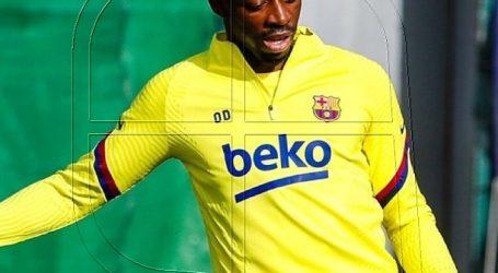 Ousmane Dembélé será operado tras una lesión en el bíceps de la rodilla derecha
