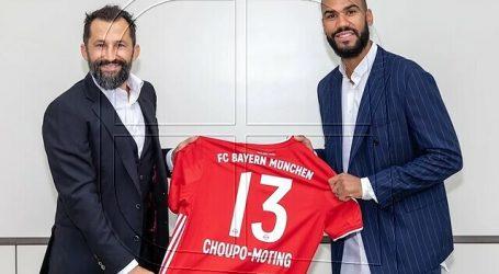 Choupo-Moting renovó dos temporadas con el Bayern Múnich