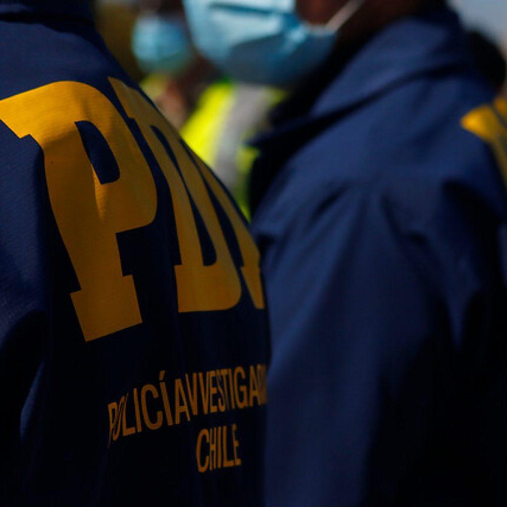 Funcionaria de la PDI murió tras ser baleada en La Pintana
