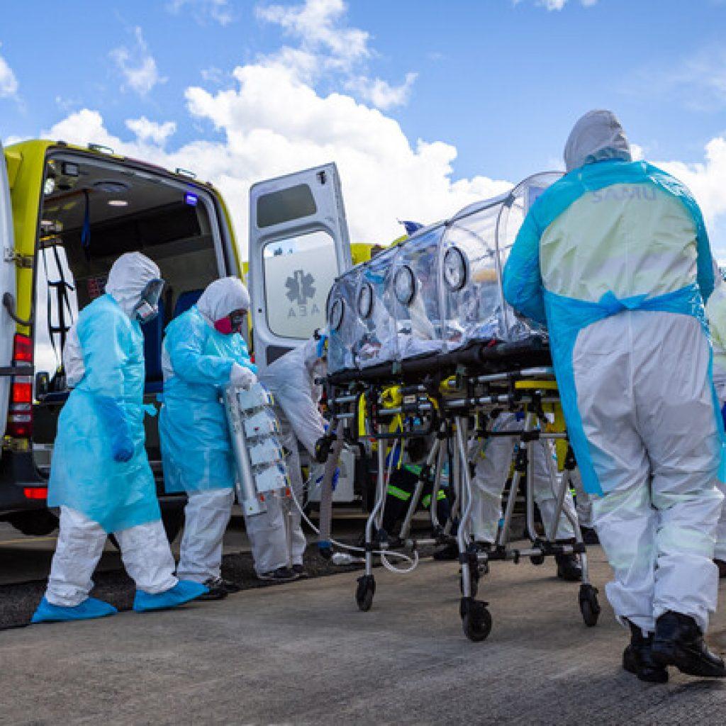 Ministerio de Salud reportó 7.972 casos nuevos de Covid-19 en el país