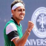 Tenis: Alejandro Tabilo avanzó a la segunda ronda de la qualy en Wimbledon