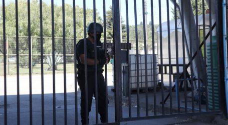 Gendarmería confirma brote de Covid-19 en cárcel de San Carlos