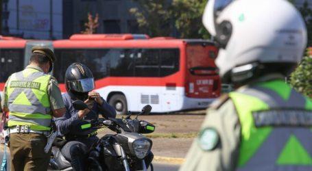MTT mantiene refuerzo en la operación de buses en el Gran Santiago