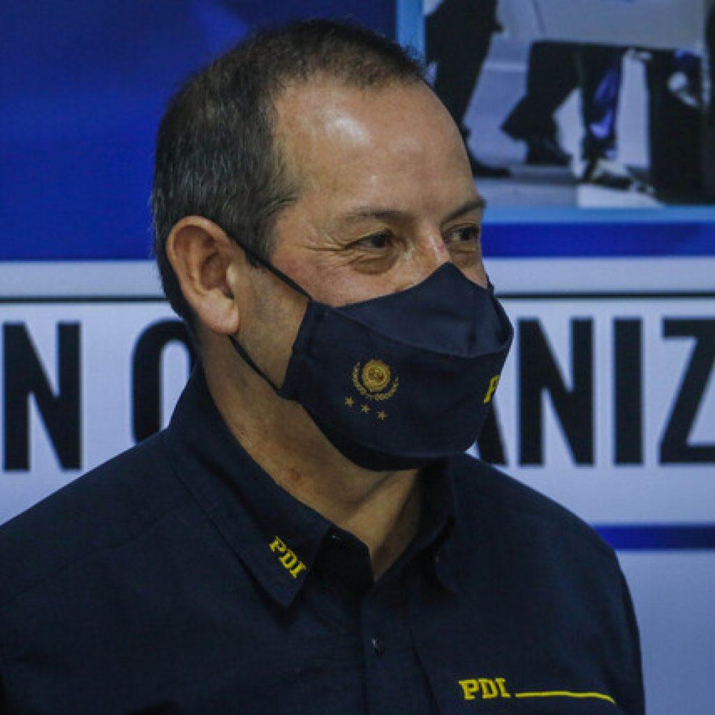 Piñera nombró a Sergio Muñoz como nuevo director general de la PDI