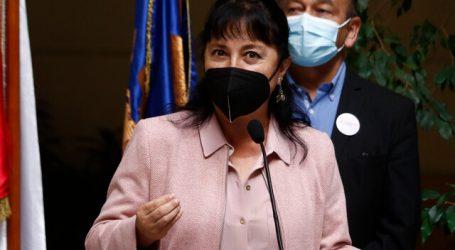 Diputada Marzán se refirió a beneficios que recibió Johanna Hernández