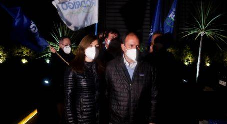 Biobío: DC respaldará en segunda vuelta candidatura de Rodrigo Díaz a gobernador