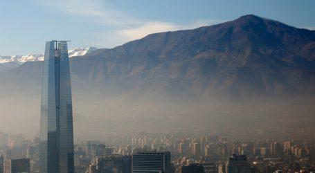 Intendencia RM declaró Alerta Ambiental preventiva para este lunes