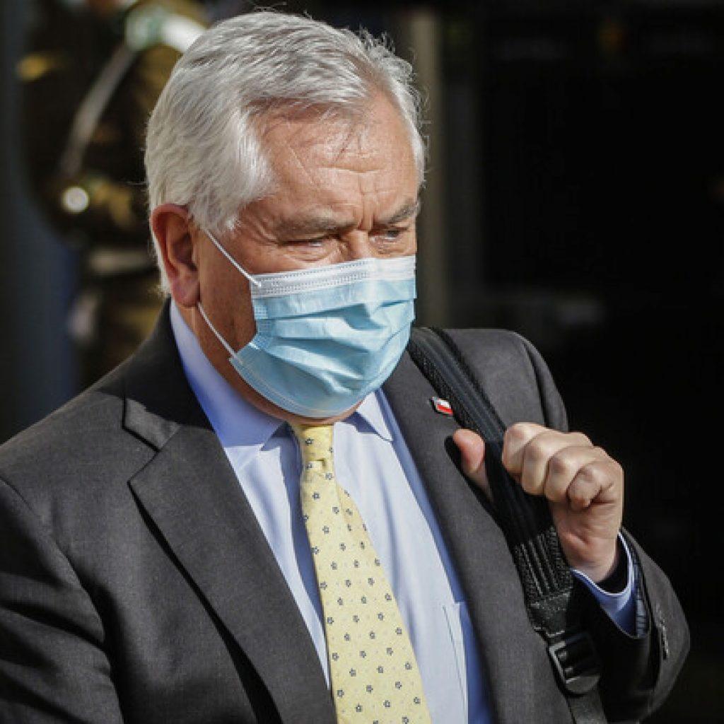 Paris llamó a respetar protocolos sanitarios durante elección de gobernadores
