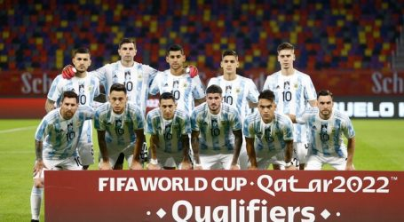Clasificatorias: La 'Roja' de Lasarte rescata un buen empate ante Argentina