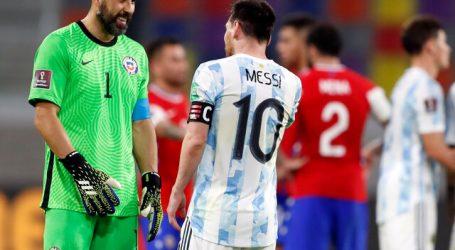 Argentina tiene nómina para enfrentar a Chile en la Copa América