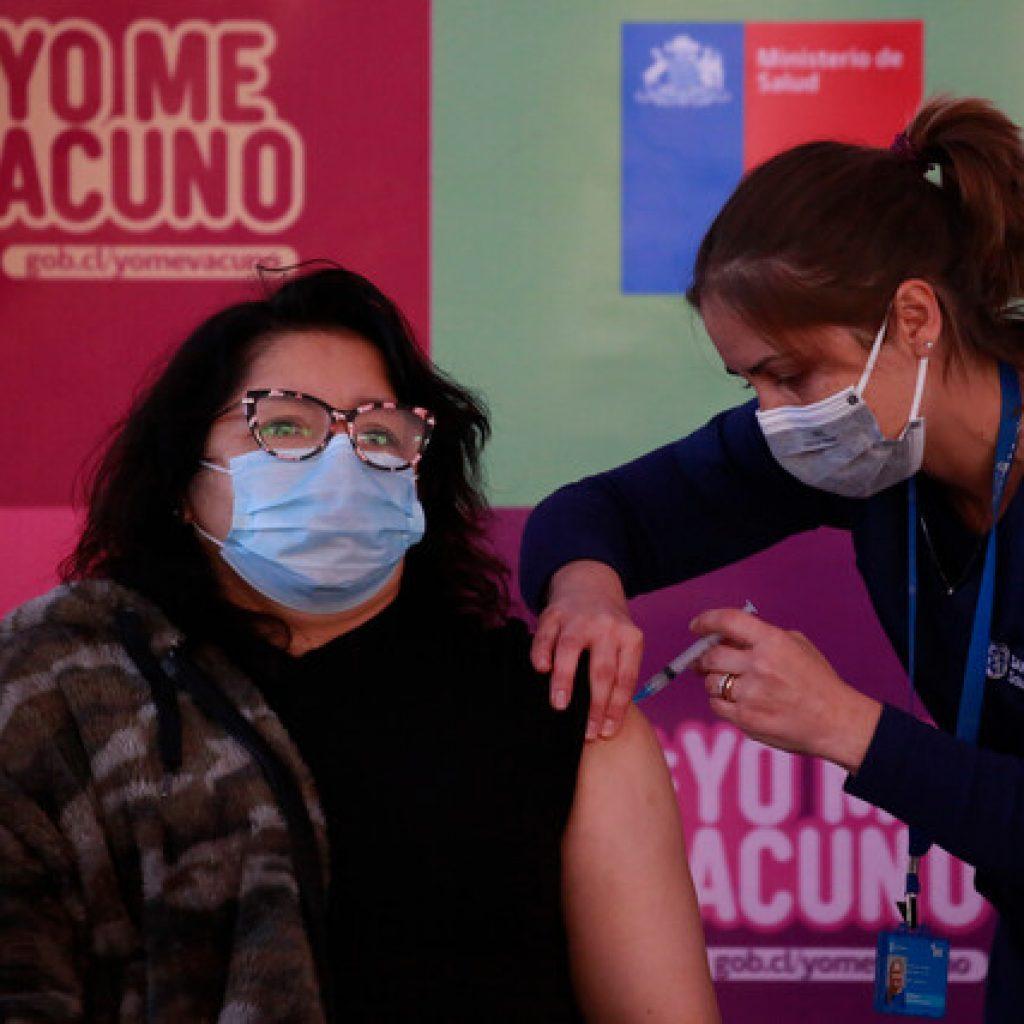 Covid-19: 59,2% de la población objetivo ha completado su esquema de vacunación