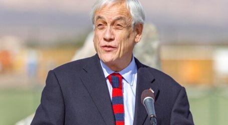 Presidente Piñera hizo llamado a votar en segunda vuelta de gobernadores