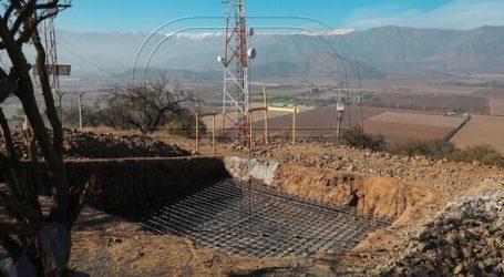 Graneros: Denuncian destrucción de patrimonio para instalar antenas de telefonía