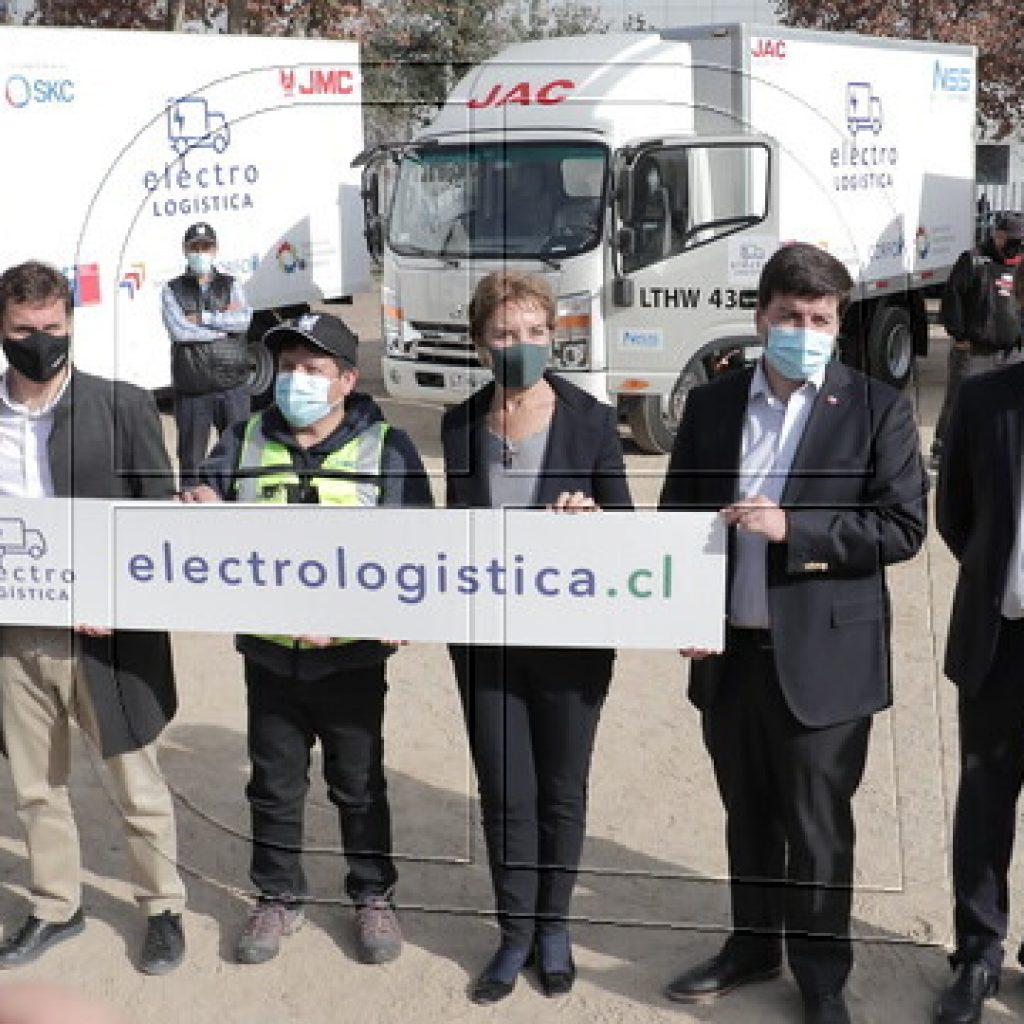 Empresas de distribución podrán probar vehículos eléctricos en la RM