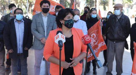 """Yasna Provoste: """"Chile es mejor con un proceso de descentralización"""""""