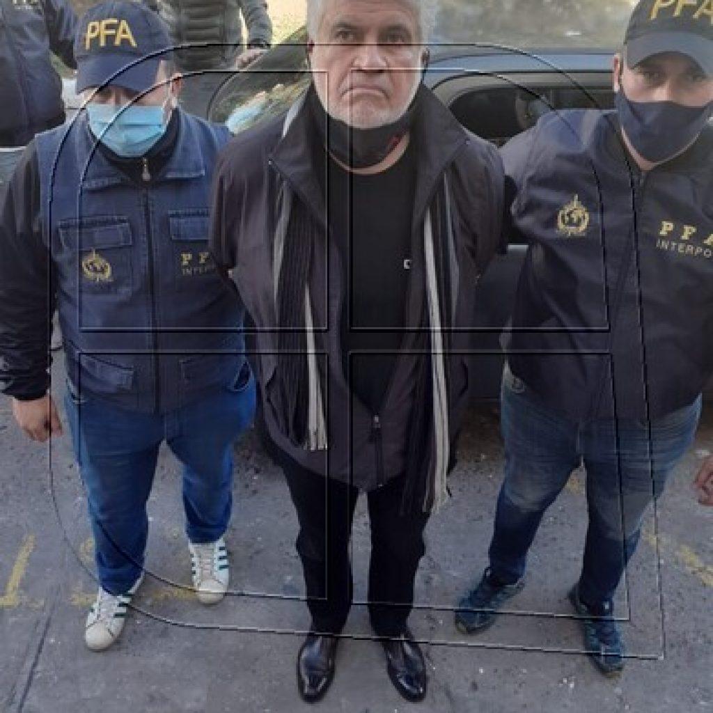 PDI entregó detalles de la detención de Walter Klug en Argentina
