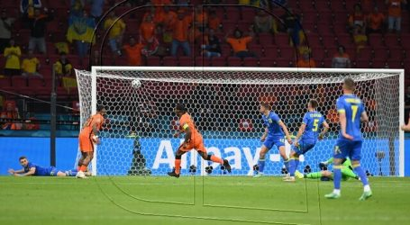 Euro 2020: Holanda venció ajustadamente a Ucrania en Ámsterdam