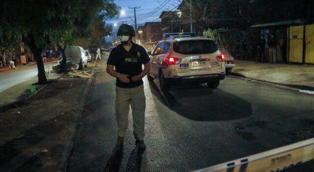PDI informó captura de sospechosos por homicidio de subinspectora