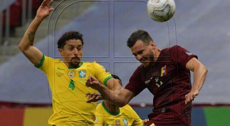 Copa América: Brasil se impuso con claridad y sin brillar a Venezuela