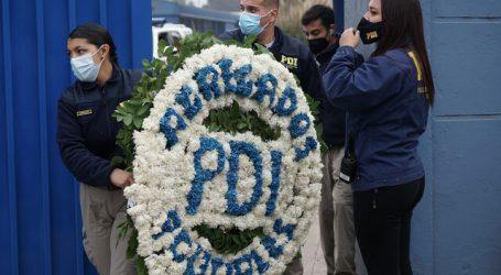 Piñera asistió a funeral de funcionaria de la PDI asesinada en La Pintana