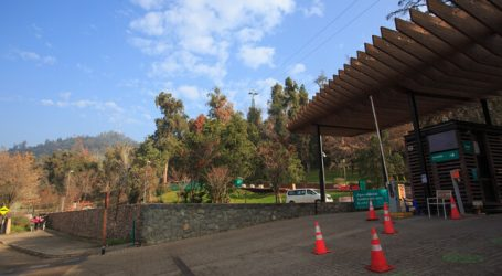 Minvu anuncia reapertura de Parquemet y toda su red de parques urbanos