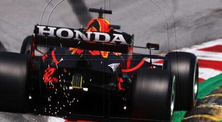 F1: Verstappen dominó la primera jornada de prácticas en el GP de Francia