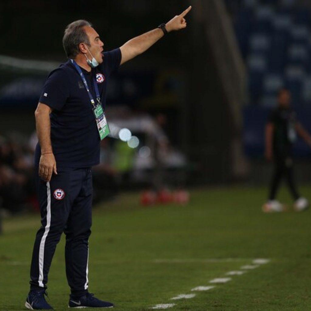 """Martín Lasarte: """"Tomando en cuenta las lesiones no es malo el empate"""""""