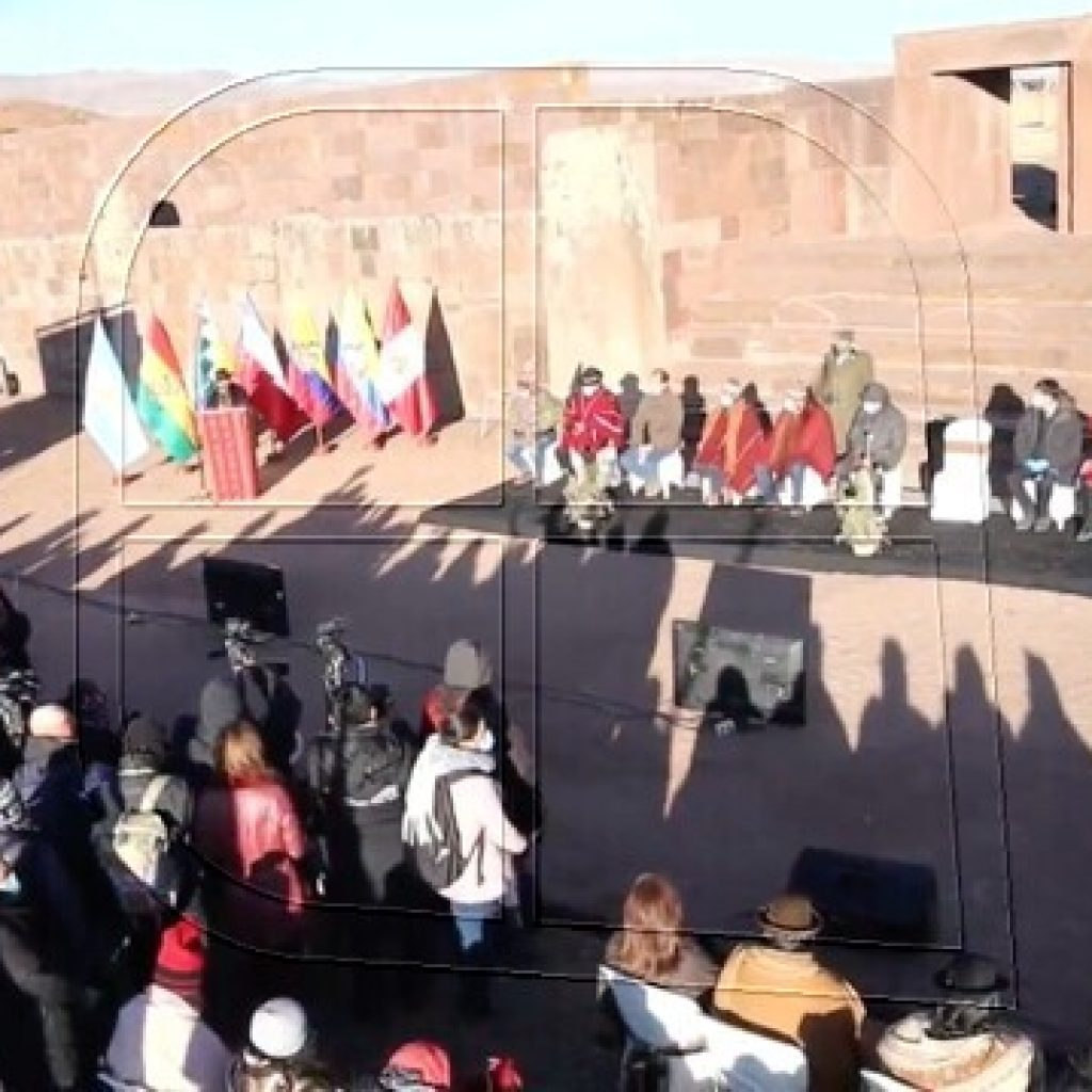 Chile asume Secretaría Pro Tempore del sitio patrimonio mundial Qhapaq Ñan