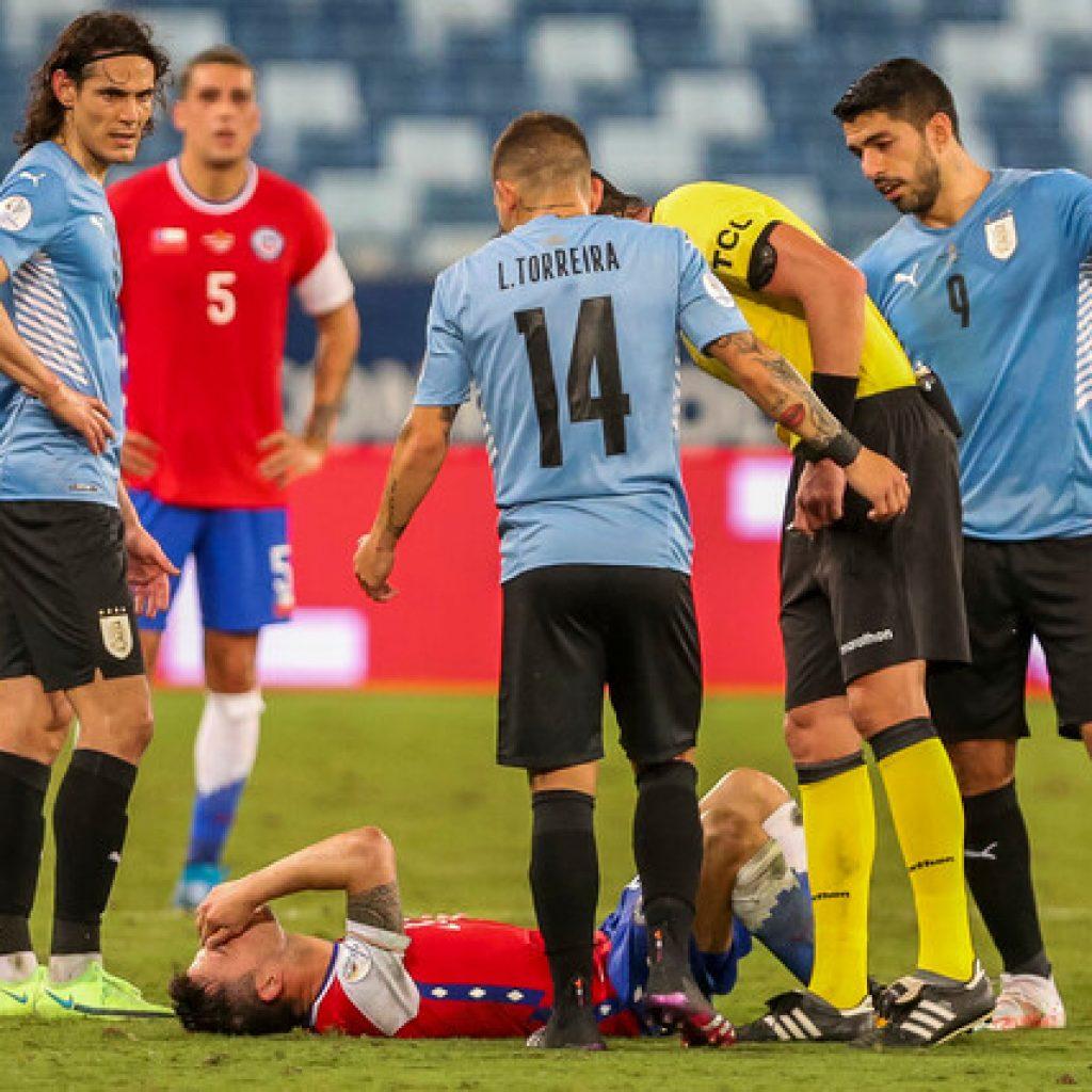 """Luis Suárez y el 1-1 con Chile: """"Hoy hicimos todo lo posible por ganarlo"""""""