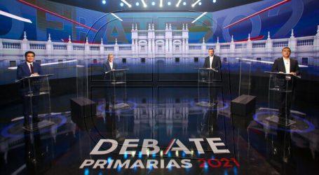 Candidatos presidenciales tendrán debate en TV abierta el 11 y 12 de julio