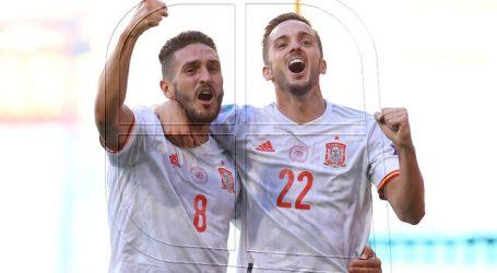 Euro 2020: España goleó a Eslovaquia y clasificó a octavos de final