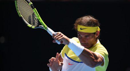 Tenis: Rafael Nadal se instala con autoridad en octavos de Roland Garros