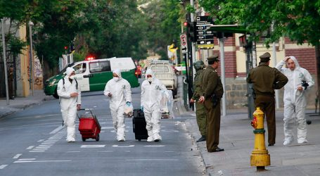 Objeto sospechoso genera operativo de la PDI en San Miguel