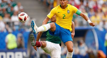 """Copa América-Thiago Silva: """"Chile es un equipo con mucha calidad"""""""