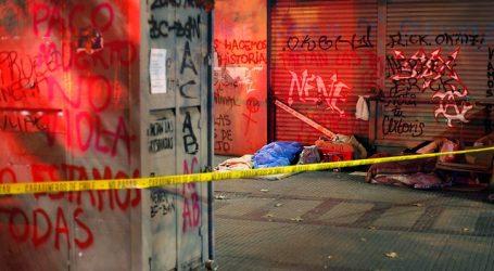 Un muerto resultó de una balacera en Valparaíso