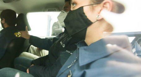 A prisión preventiva excarabinero formalizado en caso de Fabiola Campillai