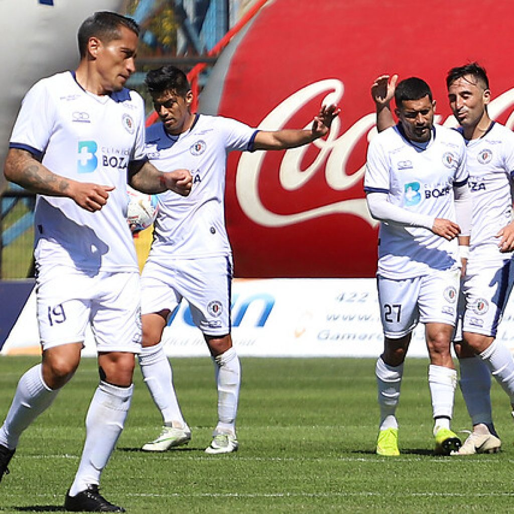 Primera B: Deportes Santa Cruz venció a Magallanes y se pone en la parte alta