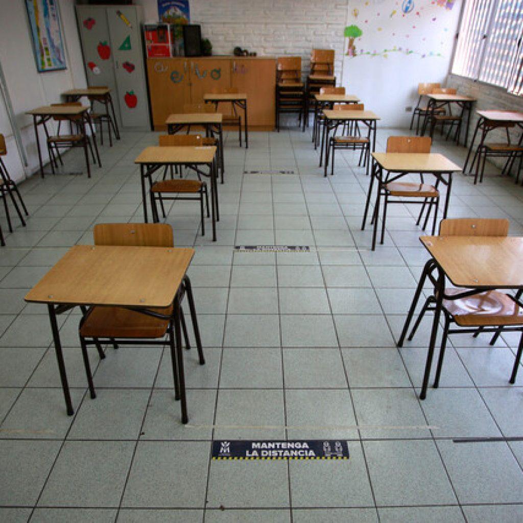Municipalidad de Lo Espejo anuncia que no se retornará a las aulas este año