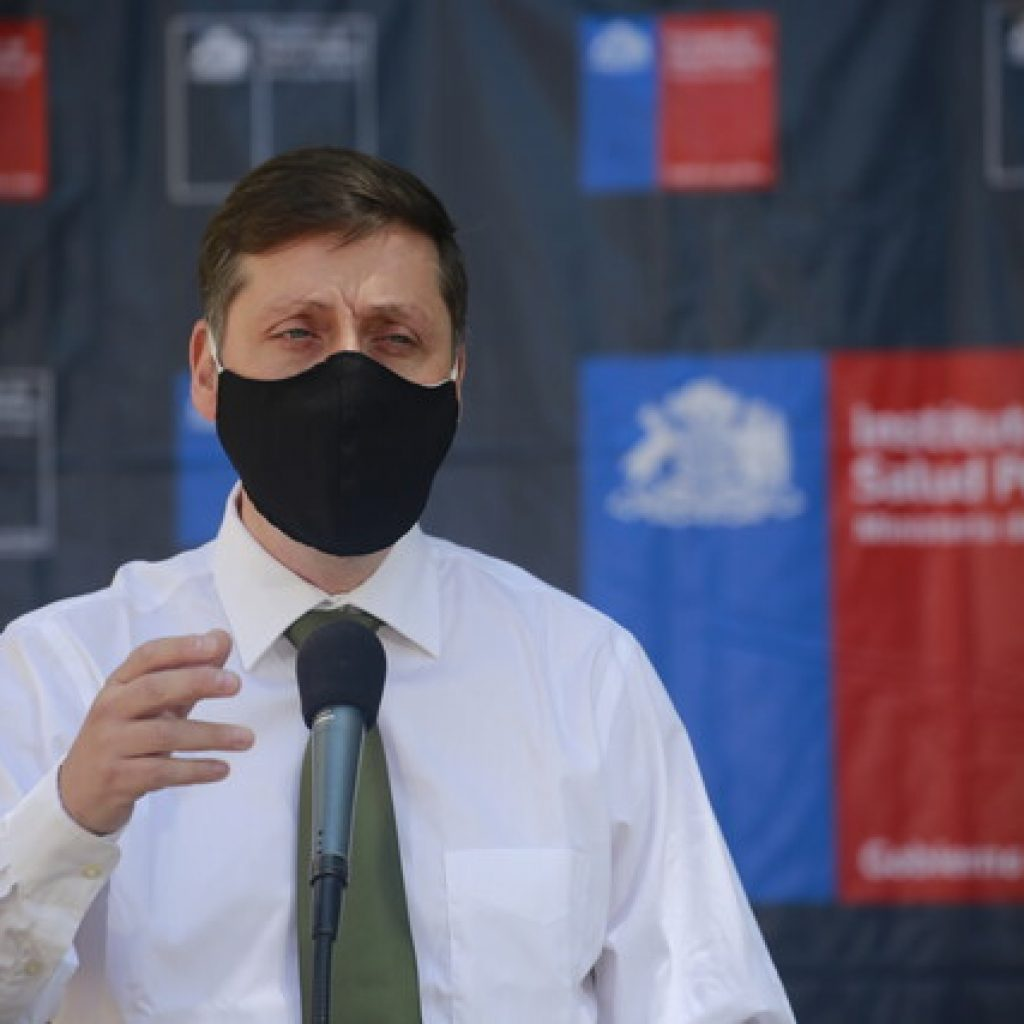 ISP aprueba uso de emergencia de la vacuna rusa Sputnik V en Chile