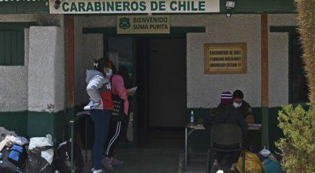 En un 0,8% aumentó la población extranjera en Chile en relación a 2019
