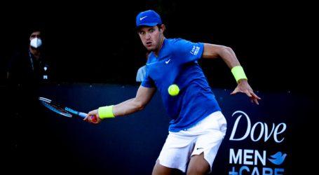 Tenis: Barrios, Jarry y Lama escalan en el ranking mundial de la ATP