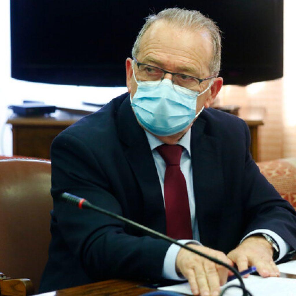 Berger pide que cobro a infractores sanitarios sea por retención tributaria