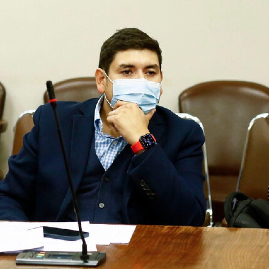 """Morán (RN) por dichos de Sichel: """"El candidato se pasó derechamente 8 pueblos"""""""