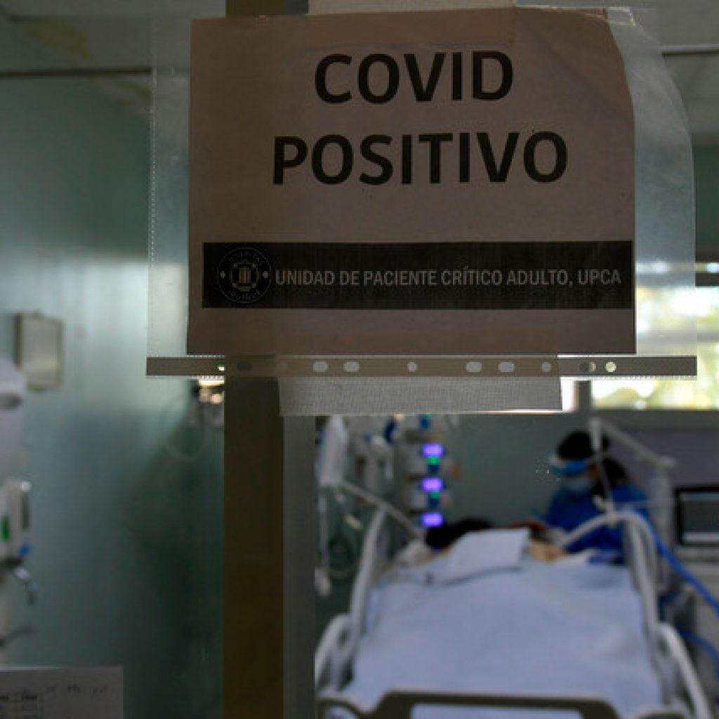 Covid-19: Biobío presenta 70 casos nuevos, 148.133 acumulados y 752 activos