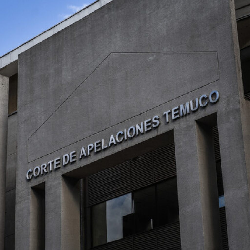 Corte de Temuco confirma arresto domiciliario para imputado por robo en Victoria